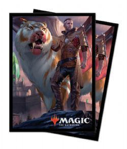 POCHETTES TAILLE STANDARD -  MTG - 100 - IKORIA - LAIR OF THE BEHEMOTHS - LUKKA, COPPERCOAT OUTCAST