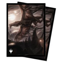 POCHETTES TAILLE STANDARD -  MTG - 100 - SHADRIX SILVERQUILL -  STRIXHAVEN SCHOOL OF MAGES