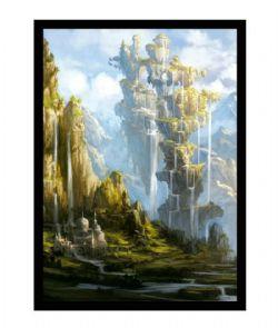 POCHETTES TAILLE STANDARD -  MTG - OASIS (50) -  VEILED KINGDOMS