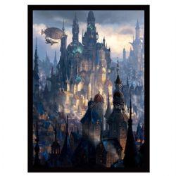 POCHETTES TAILLE STANDARD -  MTG - SAINT LEVIN (50) -  VEILED KINGDOMS