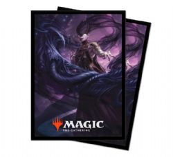 POCHETTES TAILLE STANDARD -  MTG THEROS BEYOND DEATH - ASHIOK NIGHTMARE MUSE (100)
