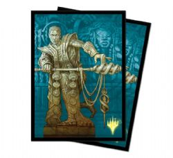 POCHETTES TAILLE STANDARD -  MTG THEROS BEYOND DEATH - CALIX ALTERNATE ART (100)