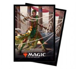 POCHETTES TAILLE STANDARD -  MTG THEROS BEYOND DEATH - CALIX DESTINY'S HAND (100)