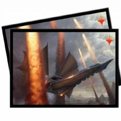 POCHETTES TAILLE STANDARD -  MTG ULTIMATE MASTERS - SEISMIC ASSAULT (100)