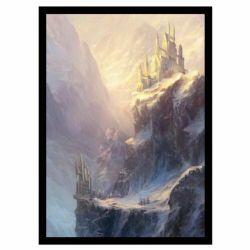 POCHETTES TAILLE STANDARD -  MTG - VAST (50) -  VEILED KINGDOMS