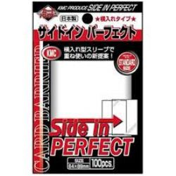 POCHETTES TAILLE STANDARD -  PERFECT HARD SLEEVE - ÉDITION USA (50)