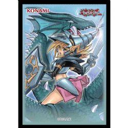 POCHETTES TAILLE YU-GI-OH! -  50 - DARK MAGICIAN GIRL THE DRAGON KNIGHT -  DARK MAGICIAN GIRL
