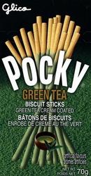 POCKY -  CRÈME DE THÉ VERT (70 G)