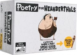 POETRY FOR NEANDERTHALS (ANGLAIS)