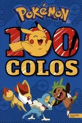 POKÉMON -  100 COLORIAGES