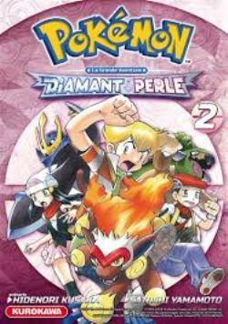 POKÉMON -  DIAMANT ET PERLE -  POKEMON LA GRANDE AVENTURE! 02