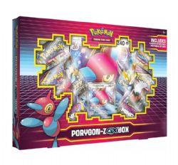POKÉMON -  ENSEMBLE PORYGON-Z GX BOX (4P10 + 2 CARTES PROMO)