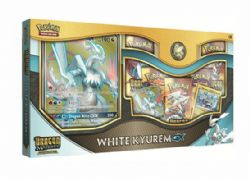 POKÉMON -  ENSEMBLE WHITE KYUREM GX (5P10 + 1 CARTE PROMO + ACCESSOIRES) -  DRAGON MAJESTY