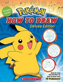 POKÉMON -  HOW TO DRAW DELUXE EDITION