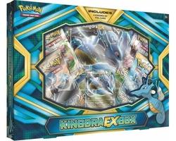POKÉMON -  KINGDRA EX BOX SET (ANGLAIS)