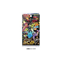 POKÉMON -  PAQUET BOOSTER (P5/B10) (JAPONAIS) -  SHINY STAR V
