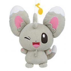 POKÉMON -  PELUCHE DE CHINCHIDOU (28 CM)