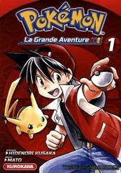 POKÉMON -  POKEMON LA GRANDE AVENTURE! 01