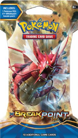 POKÉMON XY -  BLISTER - PAQUET BOOSTER (P10/B36) -  BREAKPOINT
