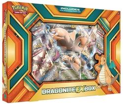 POKÉMON XY -  ENSEMBLE DRAGONITE EX BOX (4P10 + 2 CARTE PROMO)