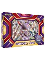 POKÉMON XY -  ENSEMBLE GENGAR EX BOX (4P10 + 2 CARTE PROMO)