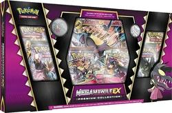 POKÉMON XY -  ENSEMBLE MEGA MAWILE EX BOX (6P10 + 2 CARTE PROMO)