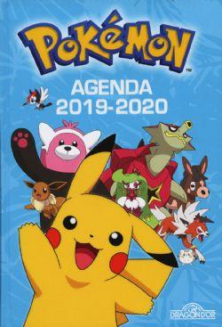 POKEMON -  AGENDA POKÉMON 2019-2020