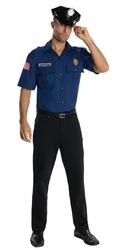 POLICIERS ET BANDITS -  COSTUME DE OFFICIER DE POLICE