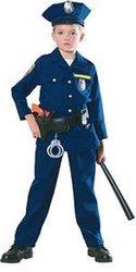 POLICIERS ET BANDITS -  COSTUME DE POLICIER (ENFANT)