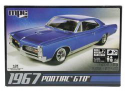 PONTIAC -  GTO 1967 1/25 (NIVEAU 2)