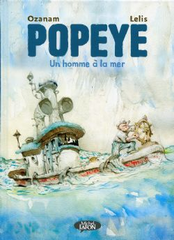 POPEYE -  UN HOMME À LA MER