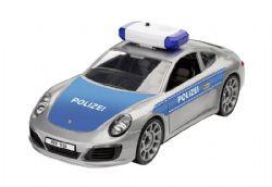 PORSCHE -  911 CARRERA S POLICE 1/20 KIT JUNIOR (NIVEAU 1)