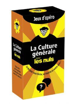 POUR LES NULS -  LA CULTURE GÉNÉRALE