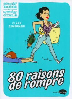 POWER BOOK FOR WONDER GIRLS -  80 RAISONS DE ROMPRE, AVANT DE SE FAIRE LARGUER