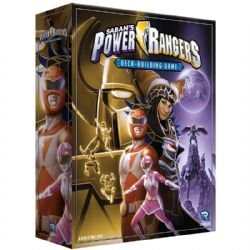 POWER RANGERS : DECK-BUILDING GAME (ANGLAIS)