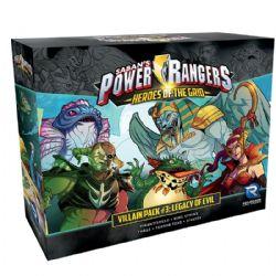 POWER RANGERS : HEROES OF THE GRID -  LEGACY OF EVIL -  VILLAIN PACK 3