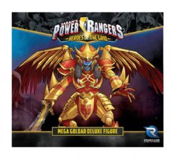 POWER RANGERS : HEROES OF THE GRID -  MEGA GOLDAR DELUXE FIGURE (ANGLAIS)