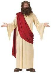 PRÊTRES ET RELIGIEUSES -  COSTUME DE JESUS (ADULTE - TAILLE UNIQUE)