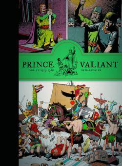 PRINCE VALIANT -  PRINCE VALIANT 1959-1960 HC 12