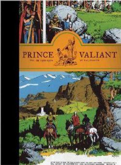 PRINCE VALIANT -  PRINCE VALIANT 1971-1972 HC 18