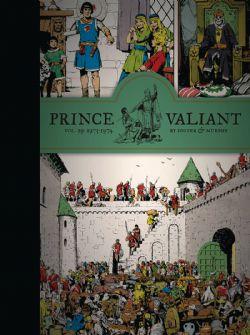 PRINCE VALIANT -  PRINCE VALIANT 1973-1974 HC 19