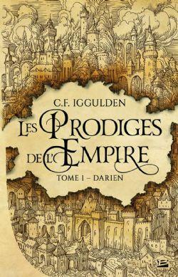 PRODIGES DE L'EMPIRE, LES -  DARIEN (GRAND FORMAT) 01