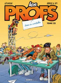 PROFS, LES -  TOUR DE CONTRÔLES 22