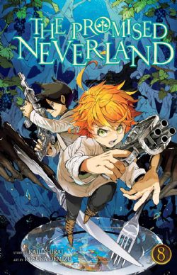 PROMISED NEVERLAND, THE -  (V.A.) 08