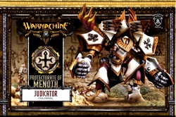 PROTECTORATE OF MENOTH -  JUDICATOR - COLOSSAL -  WARMACHINE