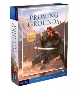 PROVING GROUNDS (ANGLAIS)