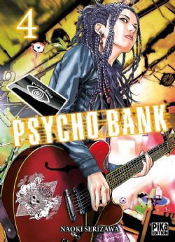 PSYCHO BANK -  (V.F.) 04