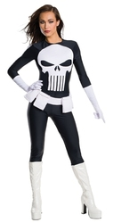 PUNISHER -  COSTUME DE «THE PUNISHER» (ADULTE)