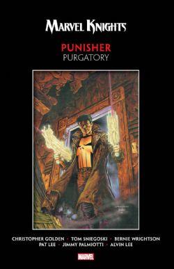 PUNISHER -  PUNISHER PURGATORY -  MARVEL KNIGHTS