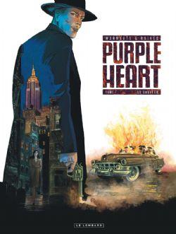 PURPLE HEART -  LE SAUVEUR 01